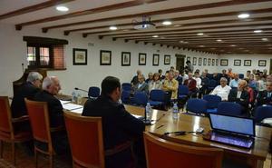 El Seminario de Ciudad Rodrigo reconstruye parte de su historia a través de antiguos alumnos