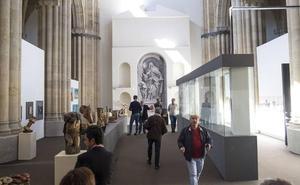 Fulgor artístico en la basílica
