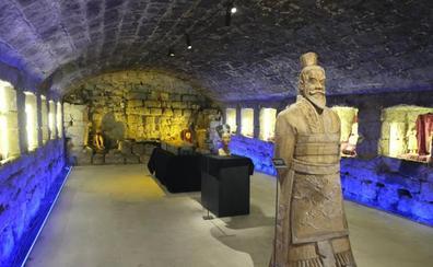 El Castillo Encantado de Trigueros recibe más de 10.000 visitantes en el primer mes de apertura
