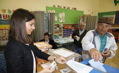 Completa normalidad en la apertura de las urnas en Peñafiel