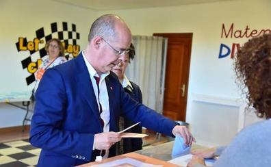El candidato de Cs en Valladolid no se puede votar a sí mismo