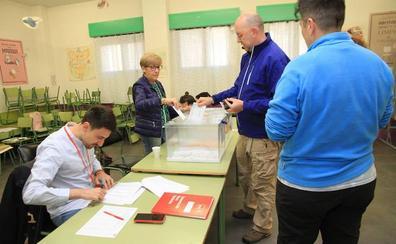 Primer avance: Sube 1,5 puntos la participación en Segovia con respecto a las municipales de 2015