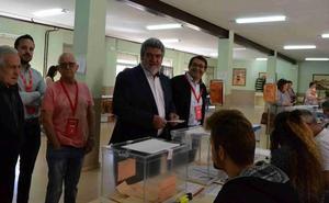 Los candidatos a la alcaldía de Ciudad Rodrigo animan a votar de forma masiva