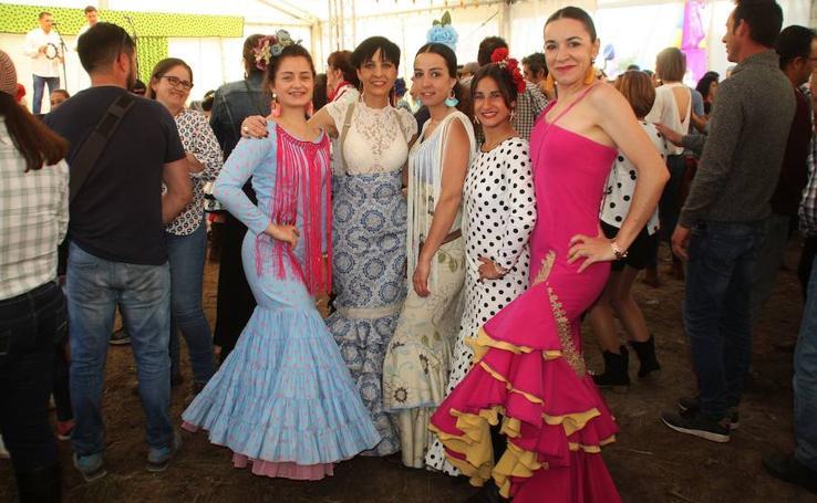 Feria de Primavera en Nava de la Asunción