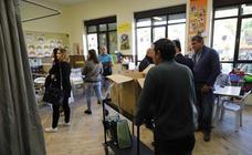 Todas las fotos de la jornada electoral en la provincia de Valladolid
