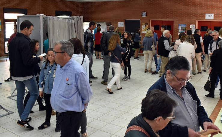 Elecciones en Segovia y provincia
