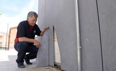 Los propietarios del 29 de Octubre en Valladolid denuncian el «mal acabado» de la primera fase