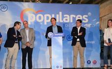 Carbayo destaca los resultados «fantásticos» del PP y promete liderar «un gobierno estable»