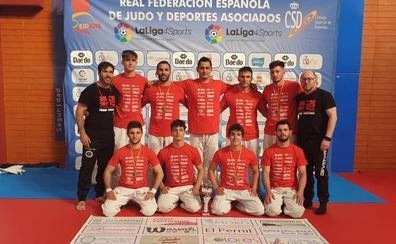 El Club Doryoku logra el ascenso a la Segunda División de la Liga Nacional de Judo