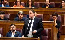 La Junta Electoral tramitará la suspensión de Junqueras como eurodiputado