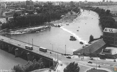 El Pisuerga, el río 'tragacoches'