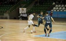 El juvenil del Segovia Futsal se enfrentará al San Juan en la Copa de España