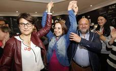 Noche electoral en Palencia