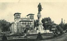 Estampas del Valladolid antiguo (IV): el desaparecido Teatro Pradera