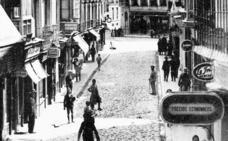 Valladolid 1929: de compras por las tiendas que hace 90 años había en Cánovas del Castillo