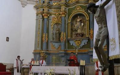 La diócesis mirobrigense ejecutará hasta una decena de obras a lo largo de este ejercicio