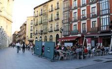 Las temperaturas subirán diez grados este fin de semana 'veraniego' en Valladolid