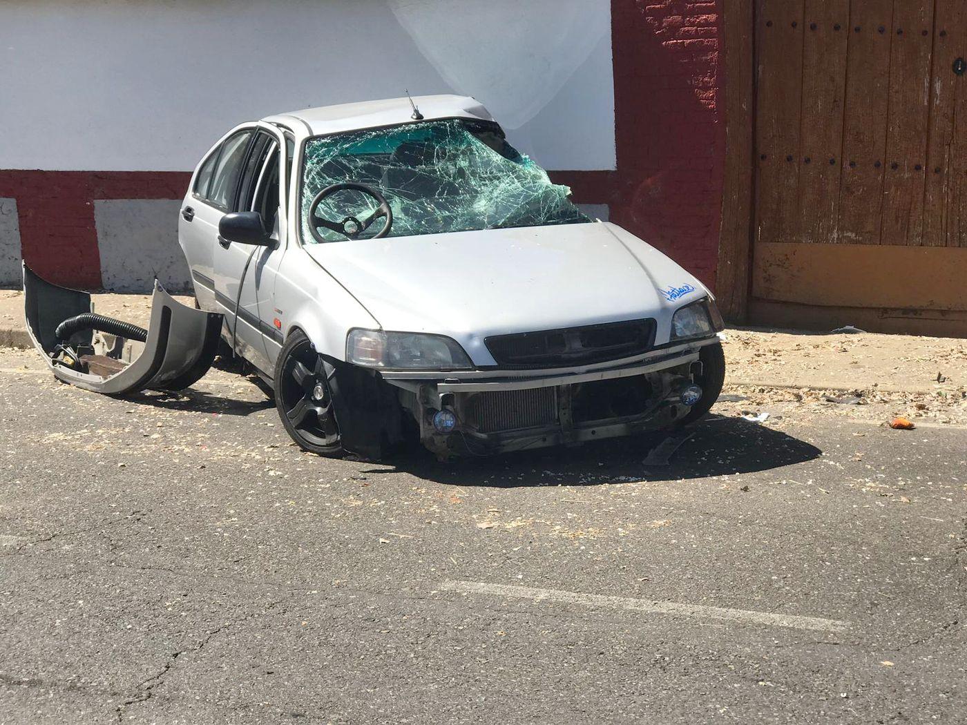 Grave accidente en Villabalter