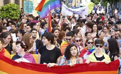 Salamanca acogerá el 15 de junio una manifestación para reivindicar los derechos del colectivo LGTB