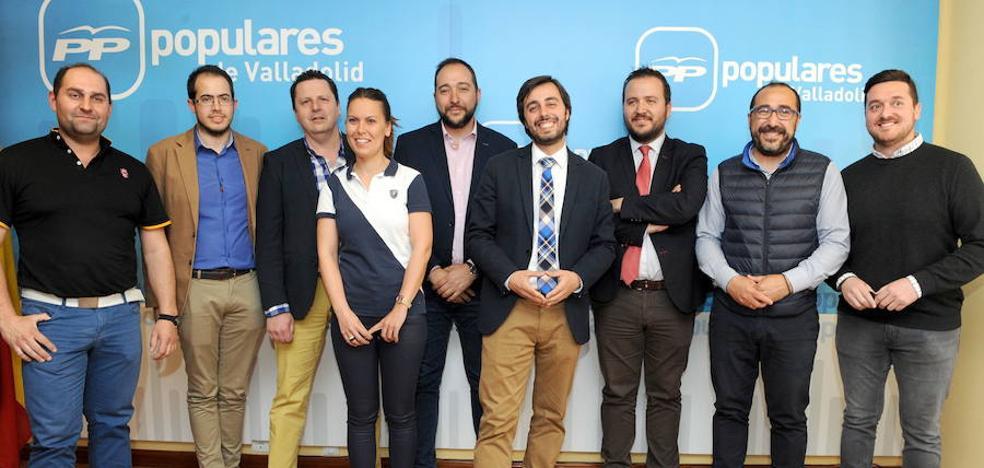 Génova confía la interlocución en los pactos con Cs a Jorge González y Francisco Vázquez