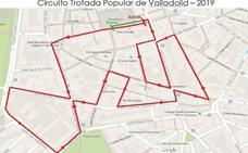 Cuatrocientos corredores toman el domingo el centro de Valladolid