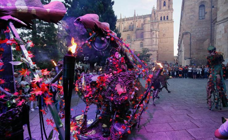 El Festival Internacional de las Artes de Castilla y León inicia su decimoquinta edición