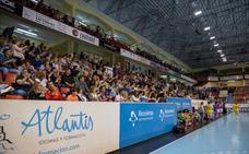 Valladolid y León, los equipos que más espectadores congregan de la Liga Asobal