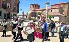 Bolaños de Campos honra a su patrón, el rey San Fernando