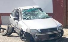 Un fallecido y tres heridos tras un grave accidente de tráfico en la localidad leonesa de Villabalter