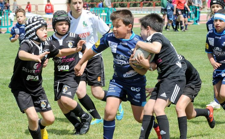 Deporte Base del 25 y 26 de Mayo. Valladolid (2/3)