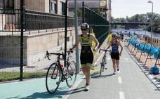 El Triatlón de Salamanca, que será Nacional de la distancia, tendrá su espacio en Teledeporte