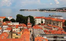Zadar, la ciudad croata de moda a orillas del Adriático