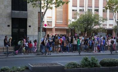 Dos de cada tres alumnos salmantinos estudian en centros educativos públicos