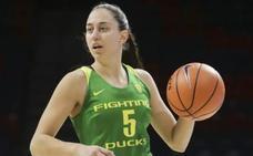 La joven base fichada por Avenida Maite Cazorla debuta en la WNBA con Atlanta Dream