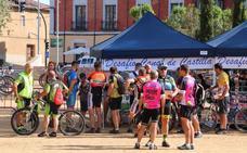 El intenso calor hace mella en la undécima edición del Desafío Canal de Castilla