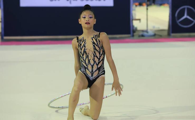 III Torneo Nacional Ciudad de Salamanca de Gimnasia Rítmica