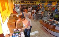 El Banco de Alimentos de Valladolid afronta el reto de reunir 70.000 kilos de comida en 48 horas