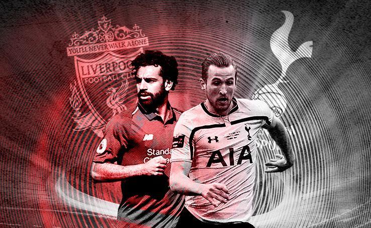 Salah vs Kane: duelo de 'killers' por la 'orejona'