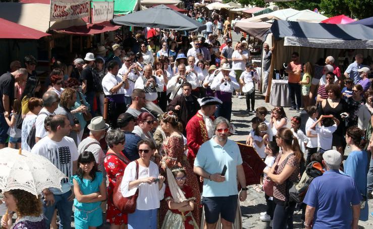 XIX edición del Mercado Barroco de La Granja