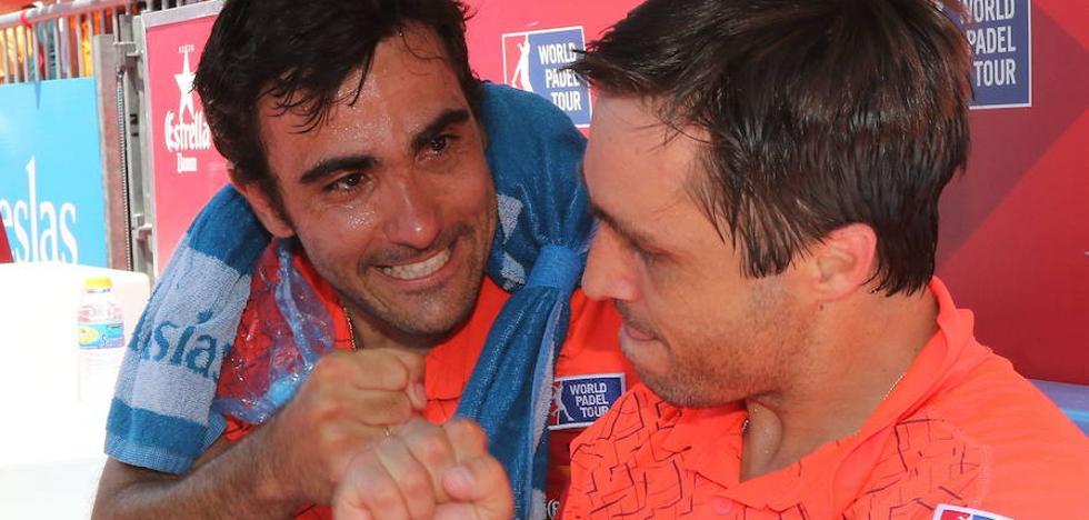 Bela y Lima se despedirán como pareja en España en el World Padel del Valladolid