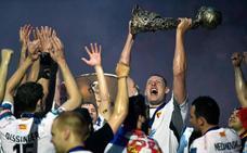 El Vardar, con García Parrondo, gana su segunda Champions