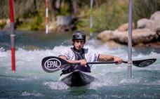 David Llorente roza el podio en el Europeo de Pau