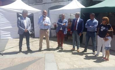 La XIII Feria Agroalimentaria Sierra Quilama, una cita que dinamiza la sierra