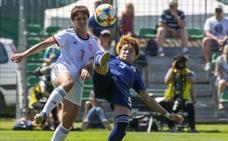 A España se le escapa la victoria al final en su última prueba