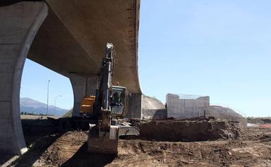 Fomento abrirá la próxima semana el tramo de la SG-20 entre la carretera de La Granja y la N-110