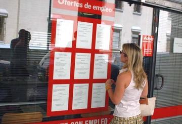Valladolid baja de los 30.000 parados por vez primera en diez años y medio