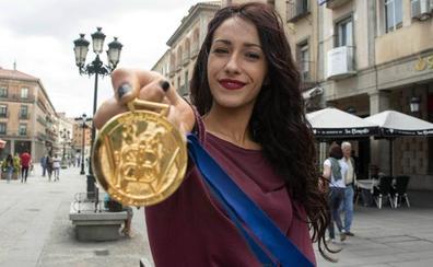 Del flamenco a ser una campeona de culturismo natural