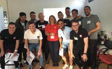 Los técnicos de la UD Santa Marta realizan unas jornadas de coaching