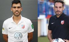 Los jugadores del Santa Marta Lerma y Lolo, a la fase final de la Copa de las Regiones UEFA con Castilla y León