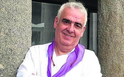 Paco Martínez, cocinero de La Criolla: «Después de una marcha como la de la Familia Caixabank, un guiso de legumbres entra bien»